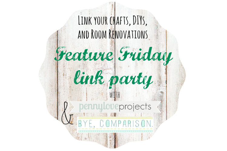 Feature Fridays Linky Party Premiere