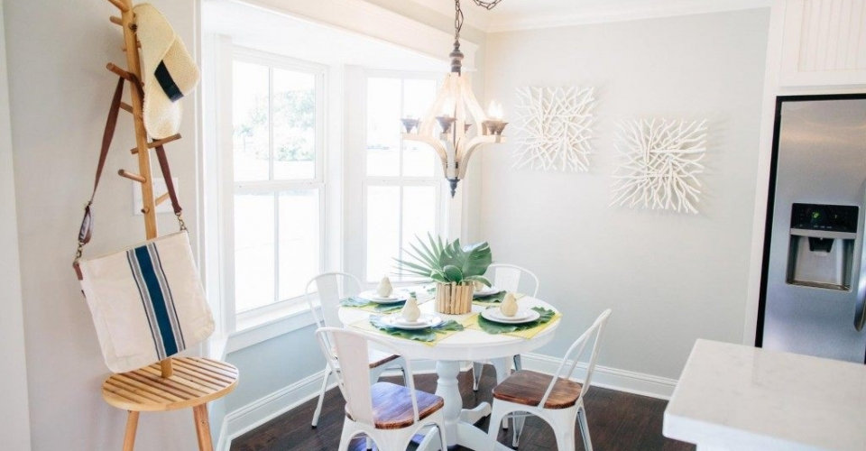 Fixer Upper Season 3 Episode 13 Dining Room