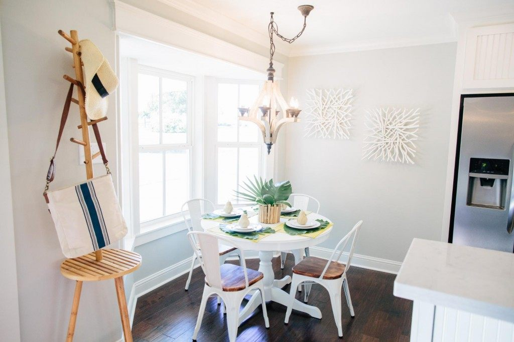 wood fixer upper lighting - Lighting Dining Room Table