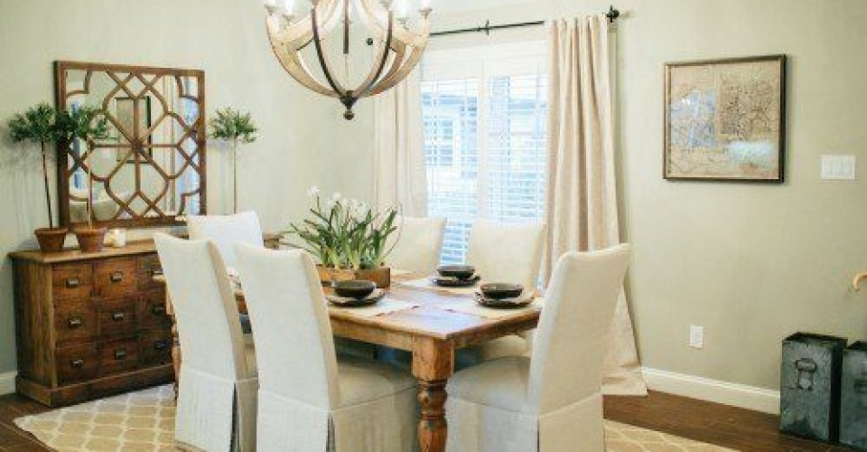 Fixer Upper Season 3 Episode Dining Room