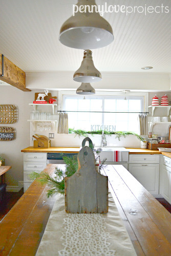 Holiday Home Tour view of the Island