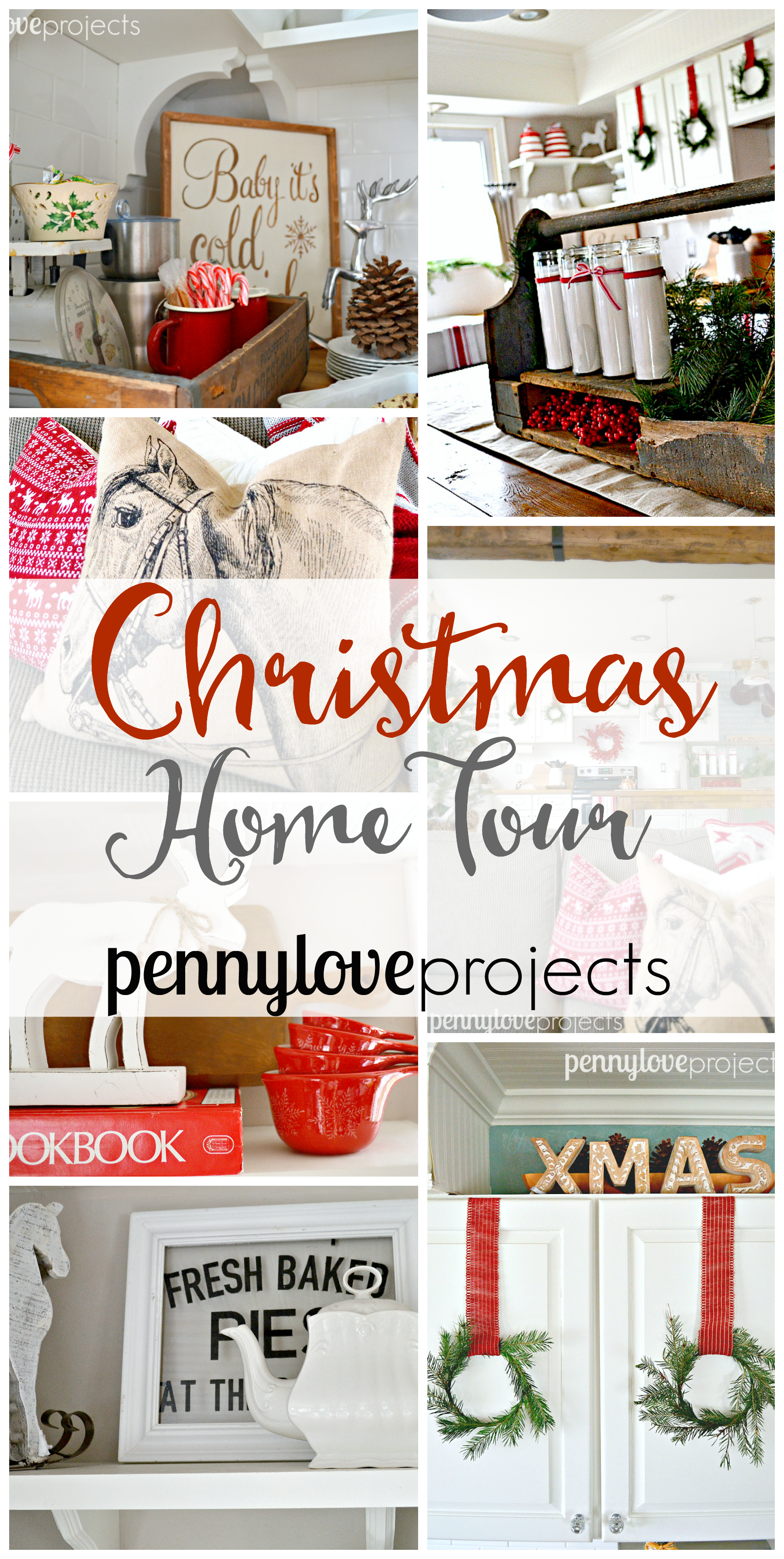 Home Tour Collage