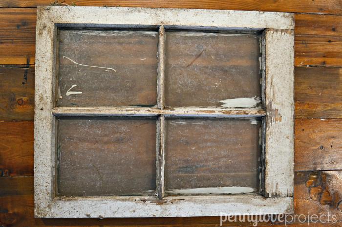 Window Wall Rack before