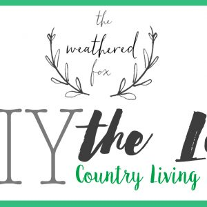 DIY the Look: Country Living Edition