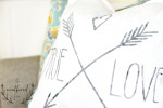 Stencil Pillow DIY: Create and Share Challenge