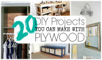 Plywood Projects