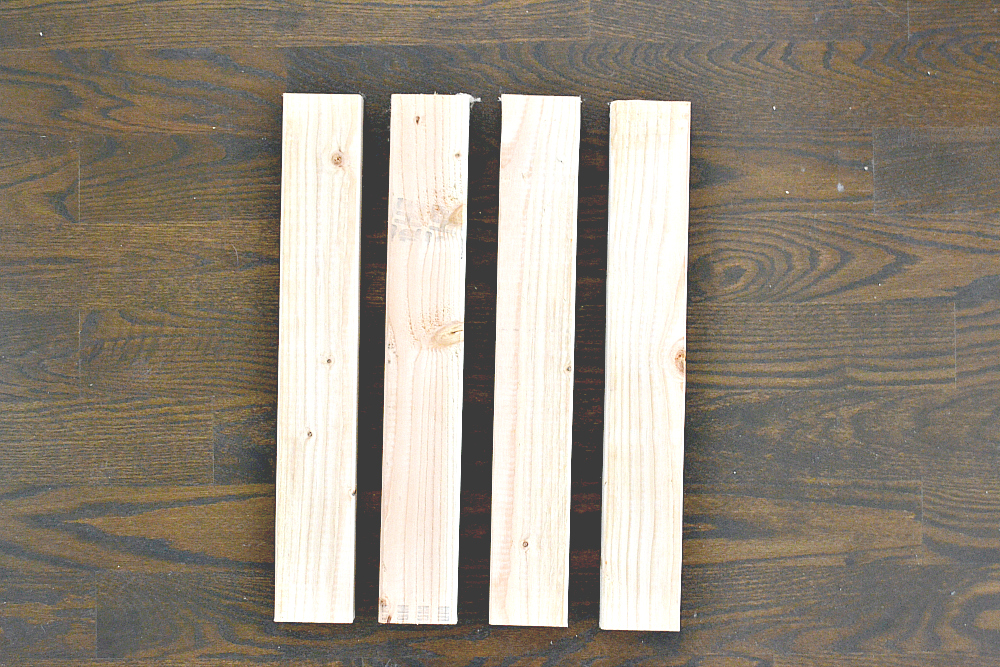 Hanging Nightstand cut your wood