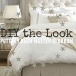 Pottery Barn Master Bedroom: DIY the Look