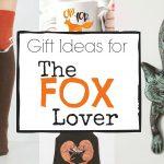 Fox Gift Ideas