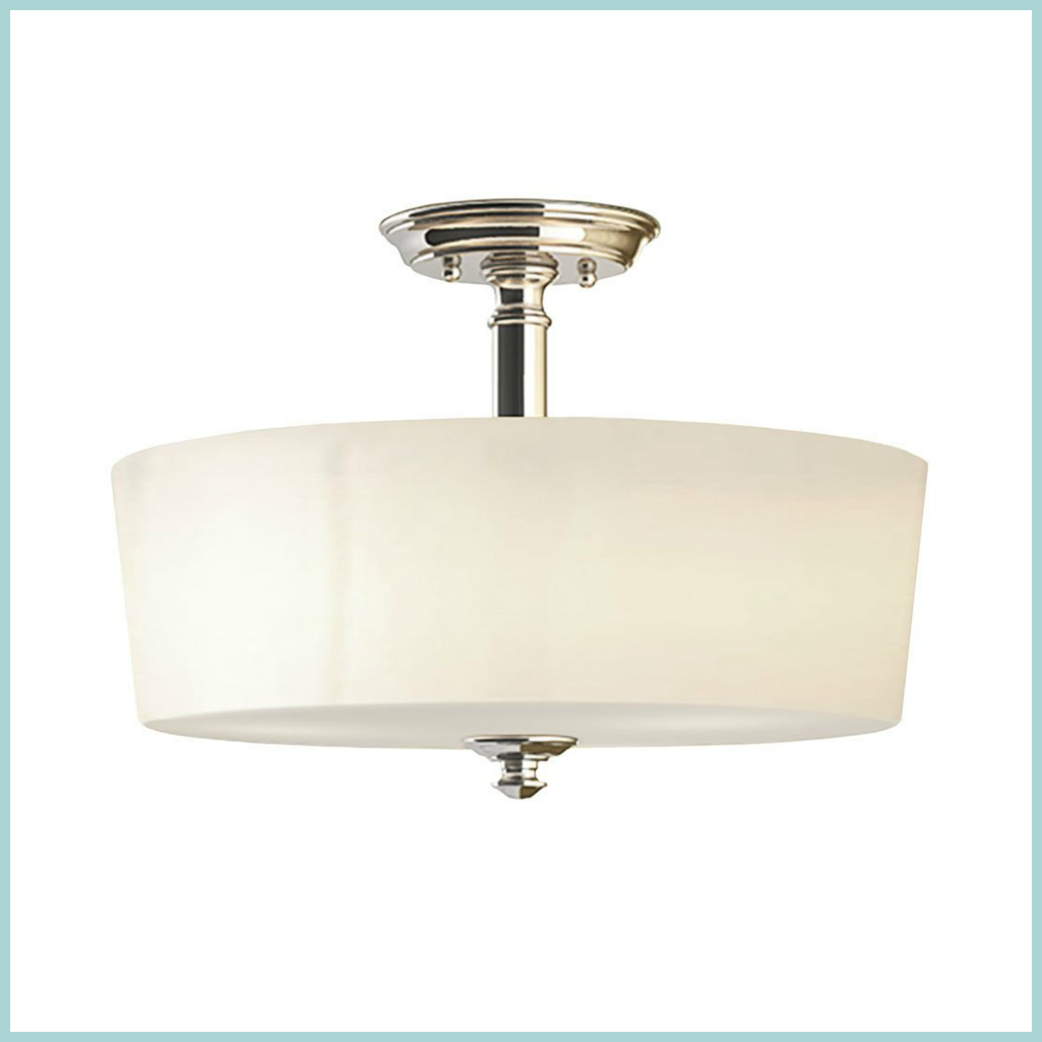 40 high style lights for low ceilings 12