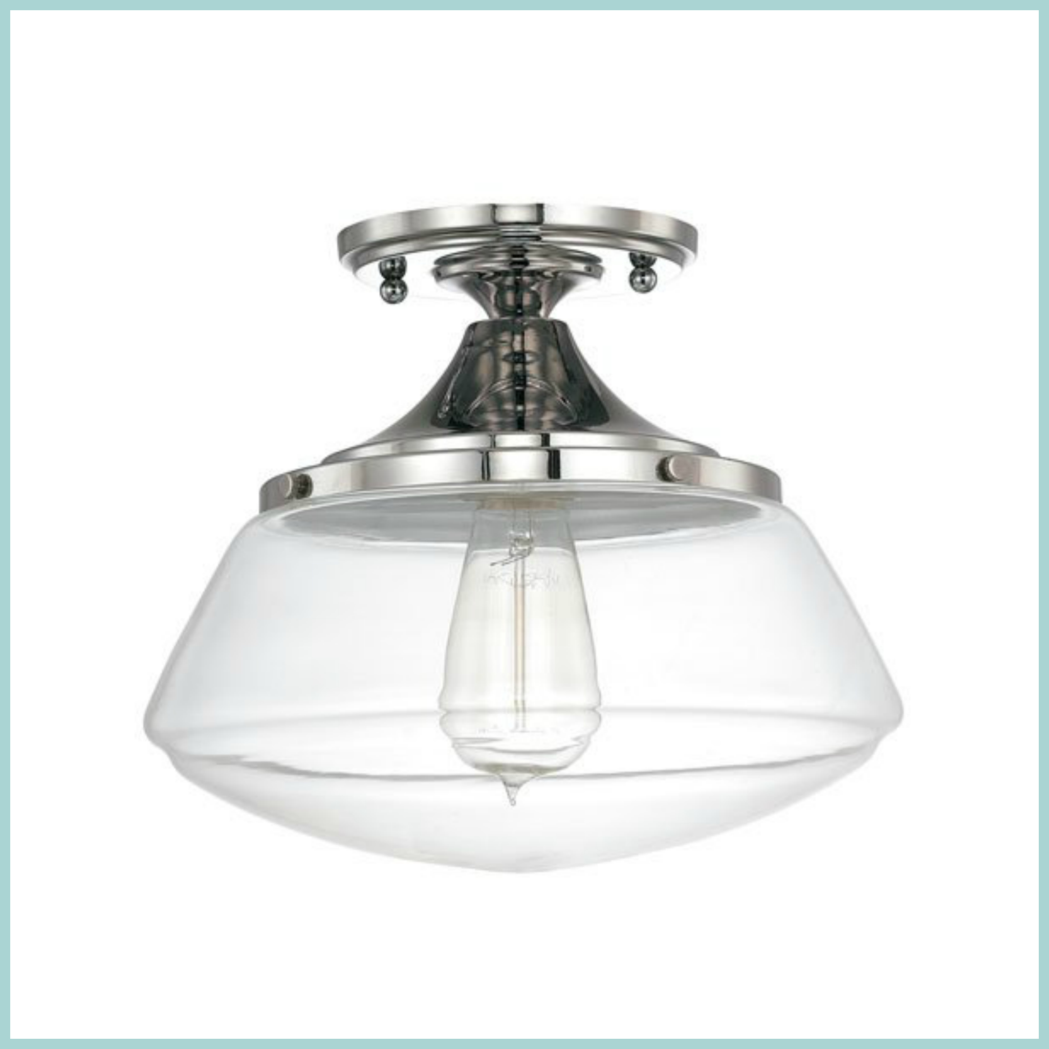 40 high style lights for low ceilings 16