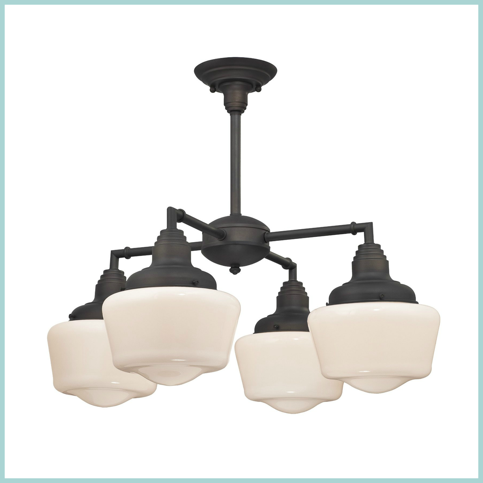 40 high style lights for low ceilings 24