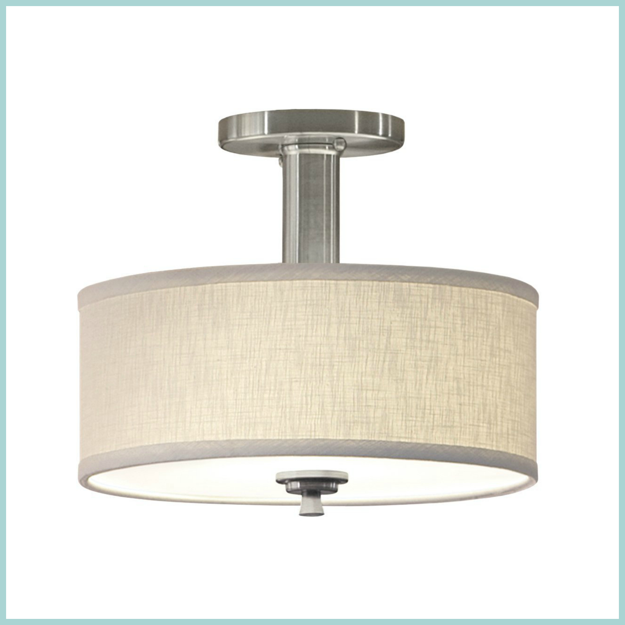 These gorgeous high style ceiling lights will dress up a low ceiling now you know you dont have to have high ceilings to have high style lights are you convinced i know i am and i gotta tell you guys ill be swapping aloadofball Images