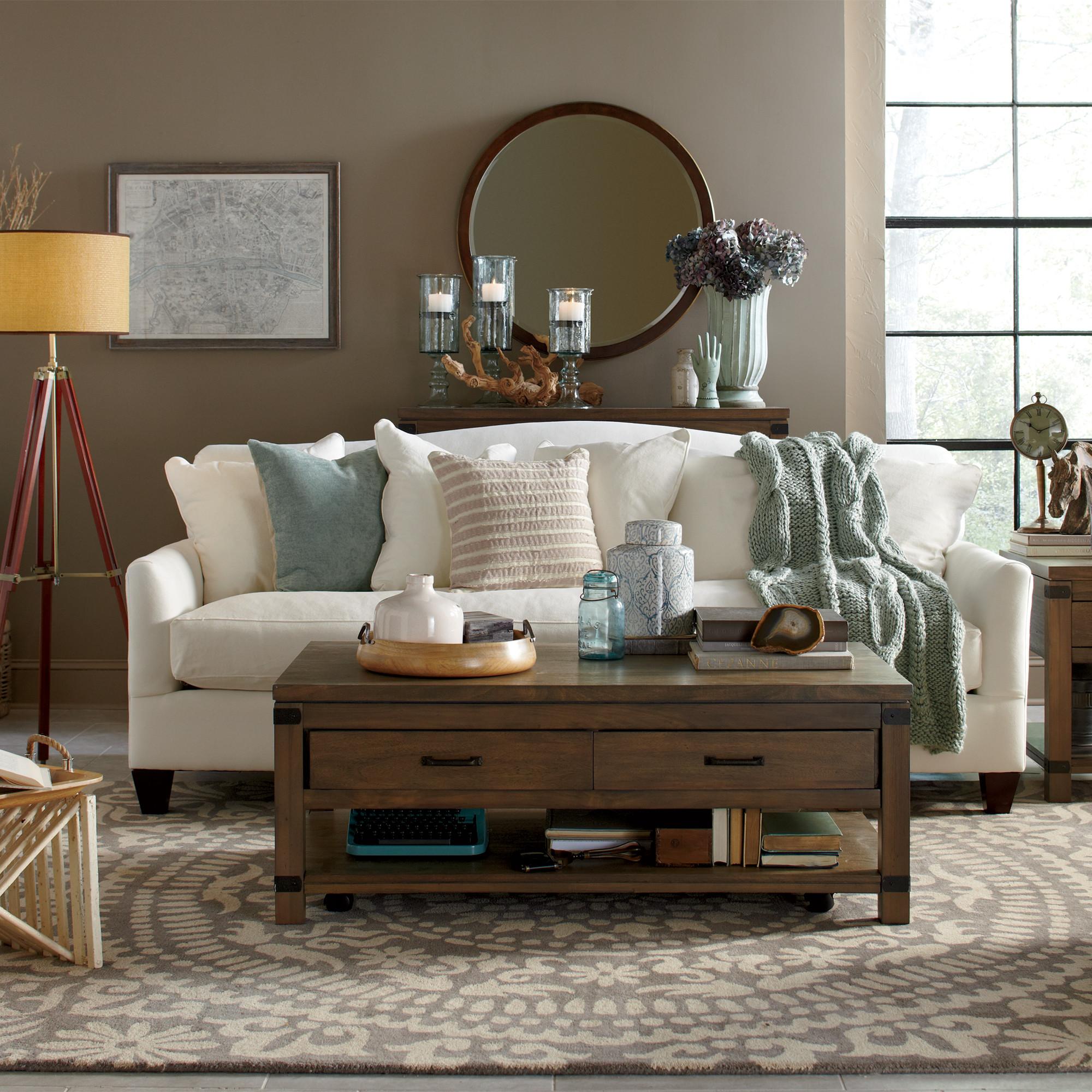 Merveilleux Fixer Upper Shotgun House Sofa