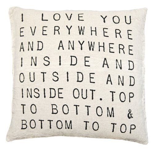 fixer upper baby blue house i love you anywhere pillow