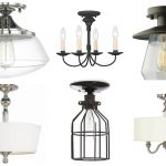 Ceiling Lights: High Style for Low Ceilings