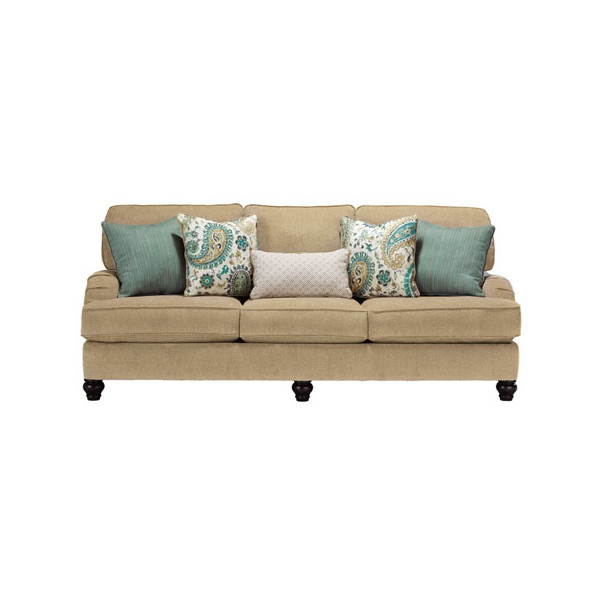 Fixer Upper Season 1 Episode 1 Sitting Room Sofa