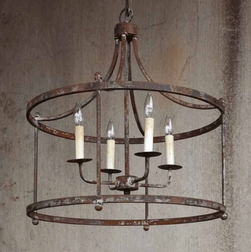 Fixer Upper Season 1 Episode 1 Sitting Room Light