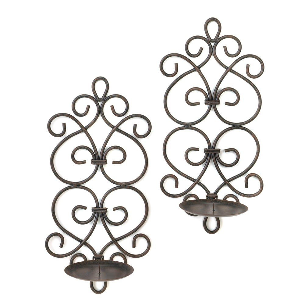 Fixer Upper Season 1 Episode 1 metal sconce