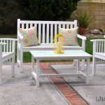10 Outdoor Furniture Makeovers Using Paint