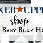 Shop the House: Fixer Upper's Baby Blue House