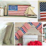 American Flag Decor Ideas