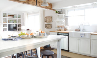 Reclaimed Wood Beam DIY With New Wood