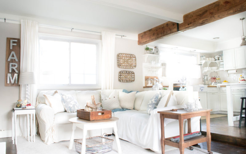 Open Floor Plans and Decorating