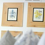 Wood Frames: Make your own for $4