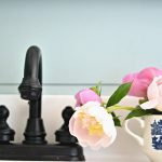 Painted Faucet in 5 Easy Steps