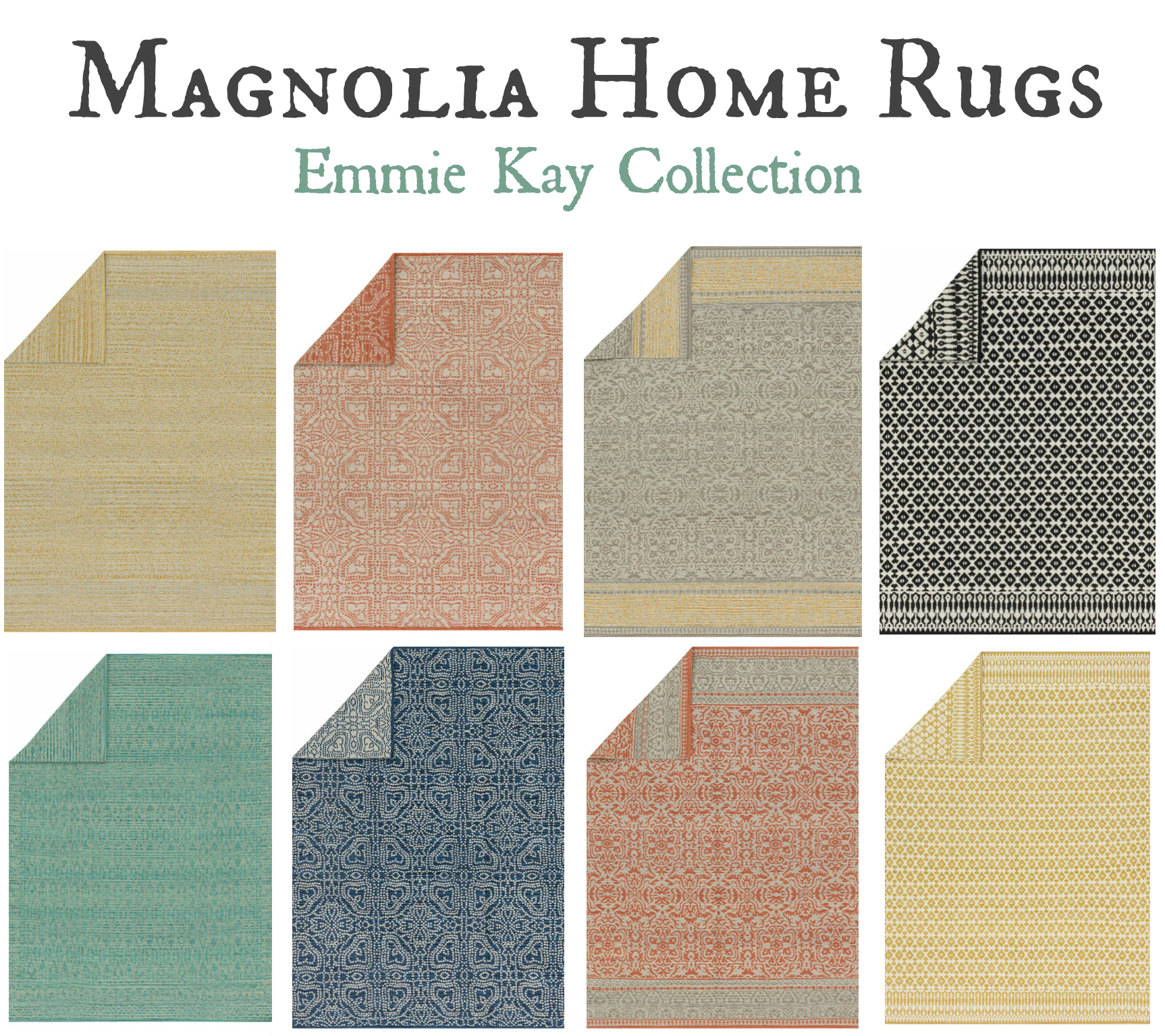 Magnolia Home Emmie Kay Collection