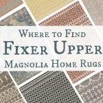 Magnolia Home Rugs – Joanna's New Rug Line