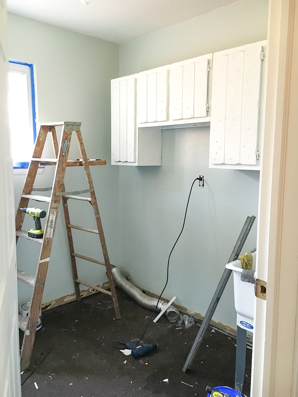 Laundry Room Makeover See How We Madeover Our