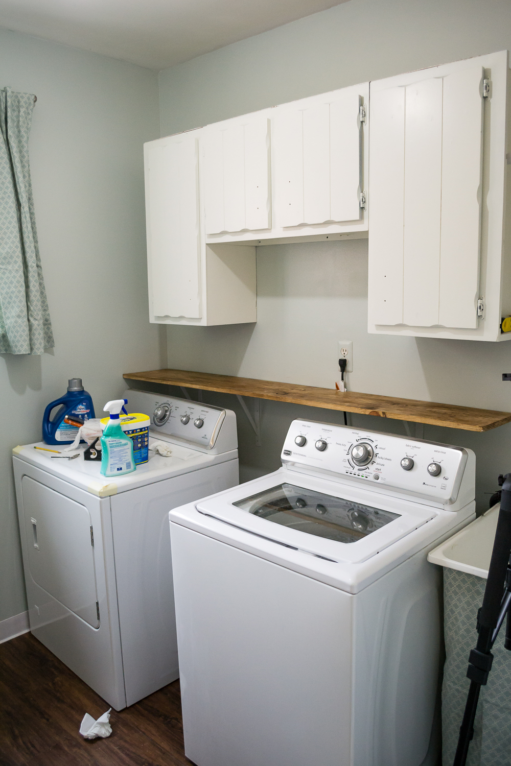 The Weathered Fox Laundry Room Makeover 15