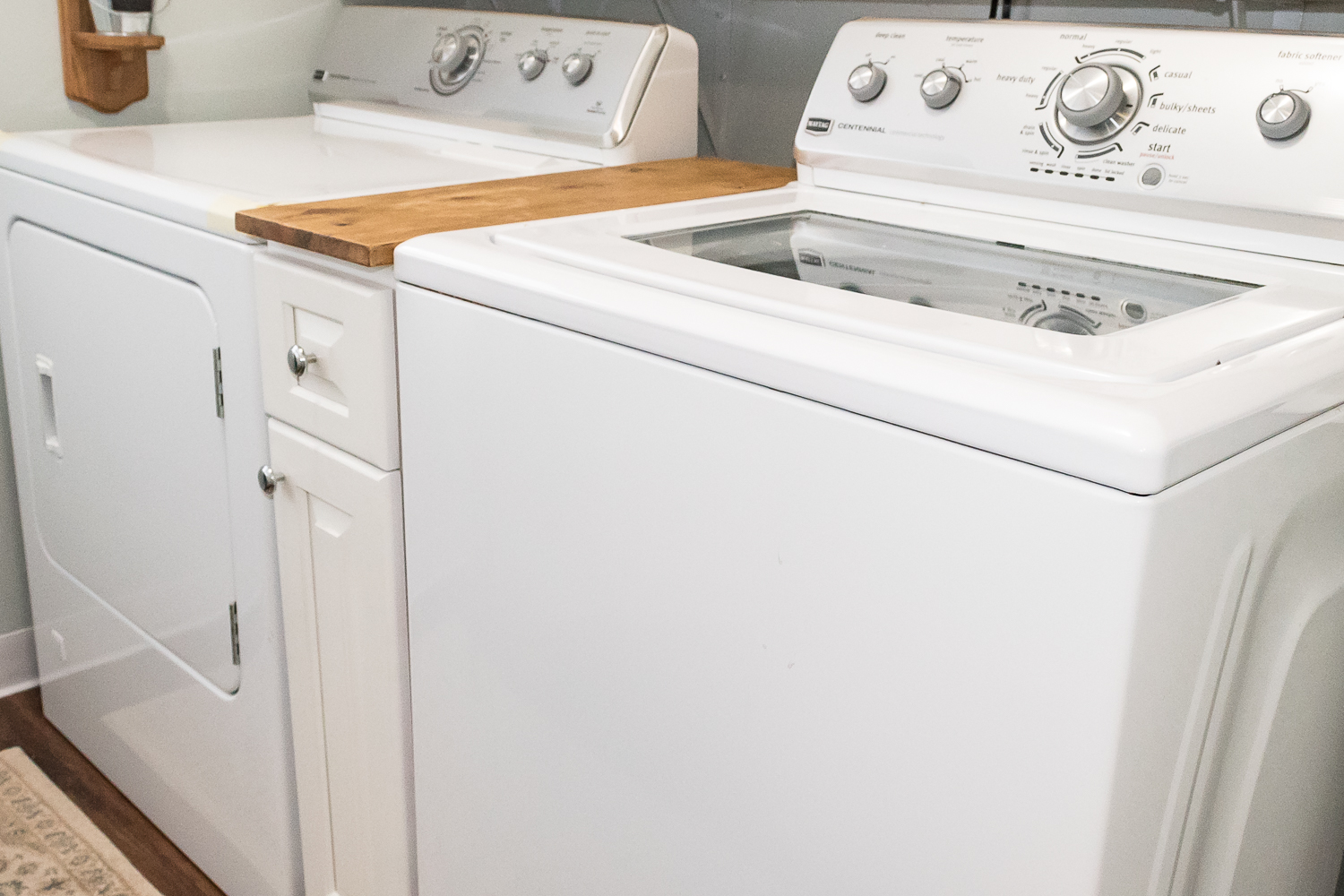The Weathered Fox Laundry Room Makeover 16