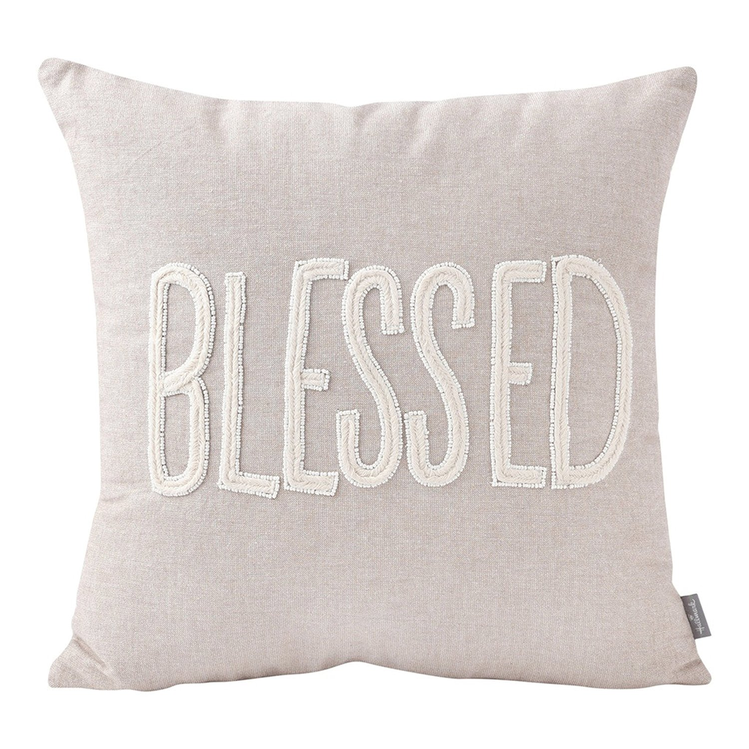 blessed neutral fall pillows