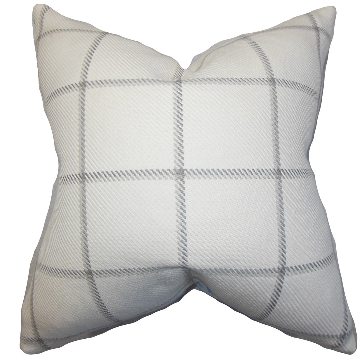 gray stries neutral fall pillows