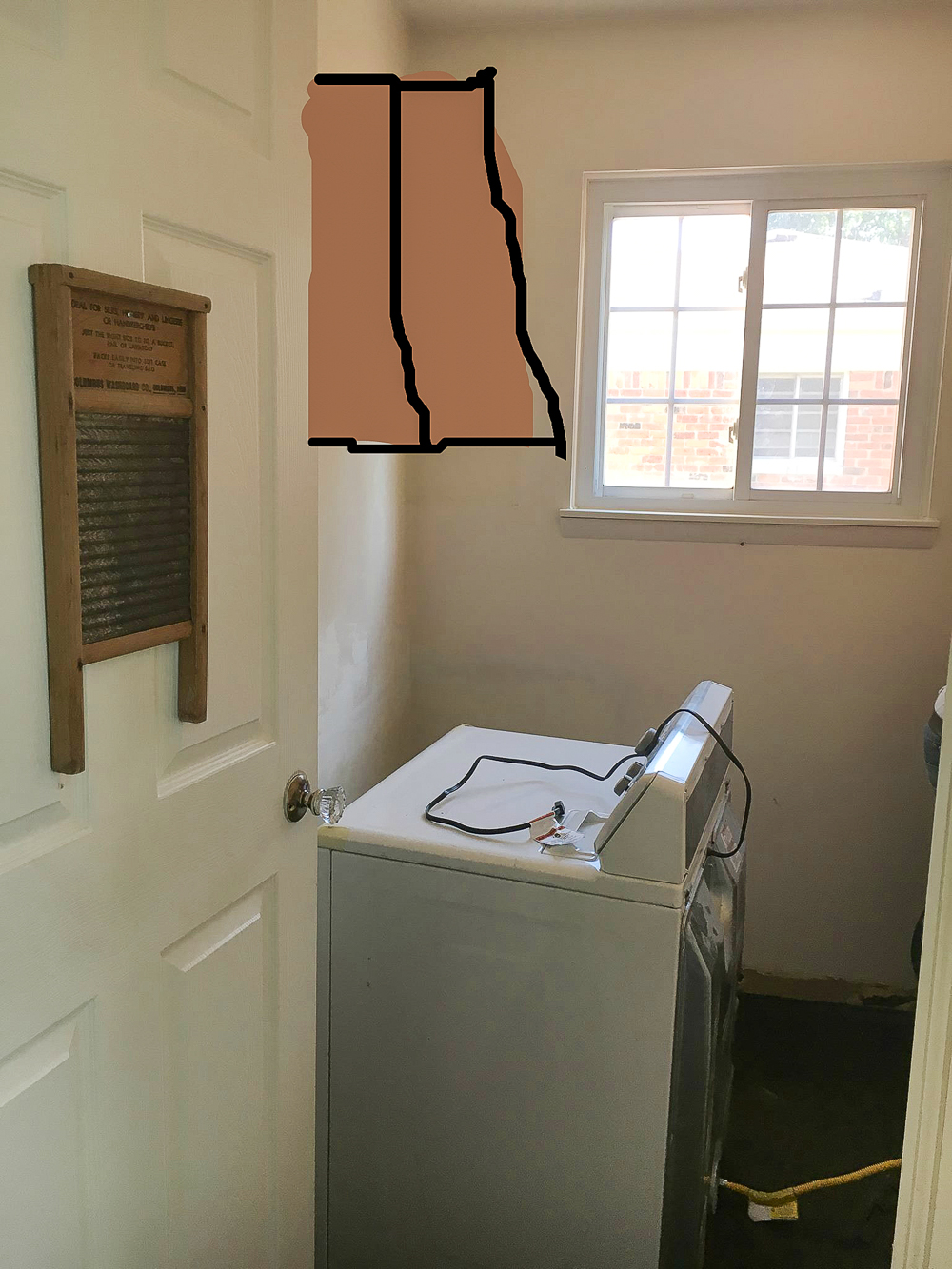 laundry room cabinets this 300 laundry room makeover will make your jaw drop 29045