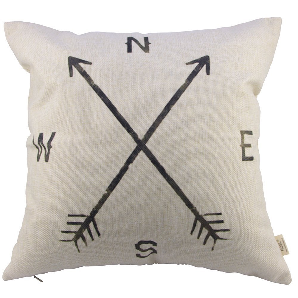 NESW Pillow Neutral Fall Pillows