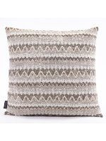 zigzag neutral fall pillows