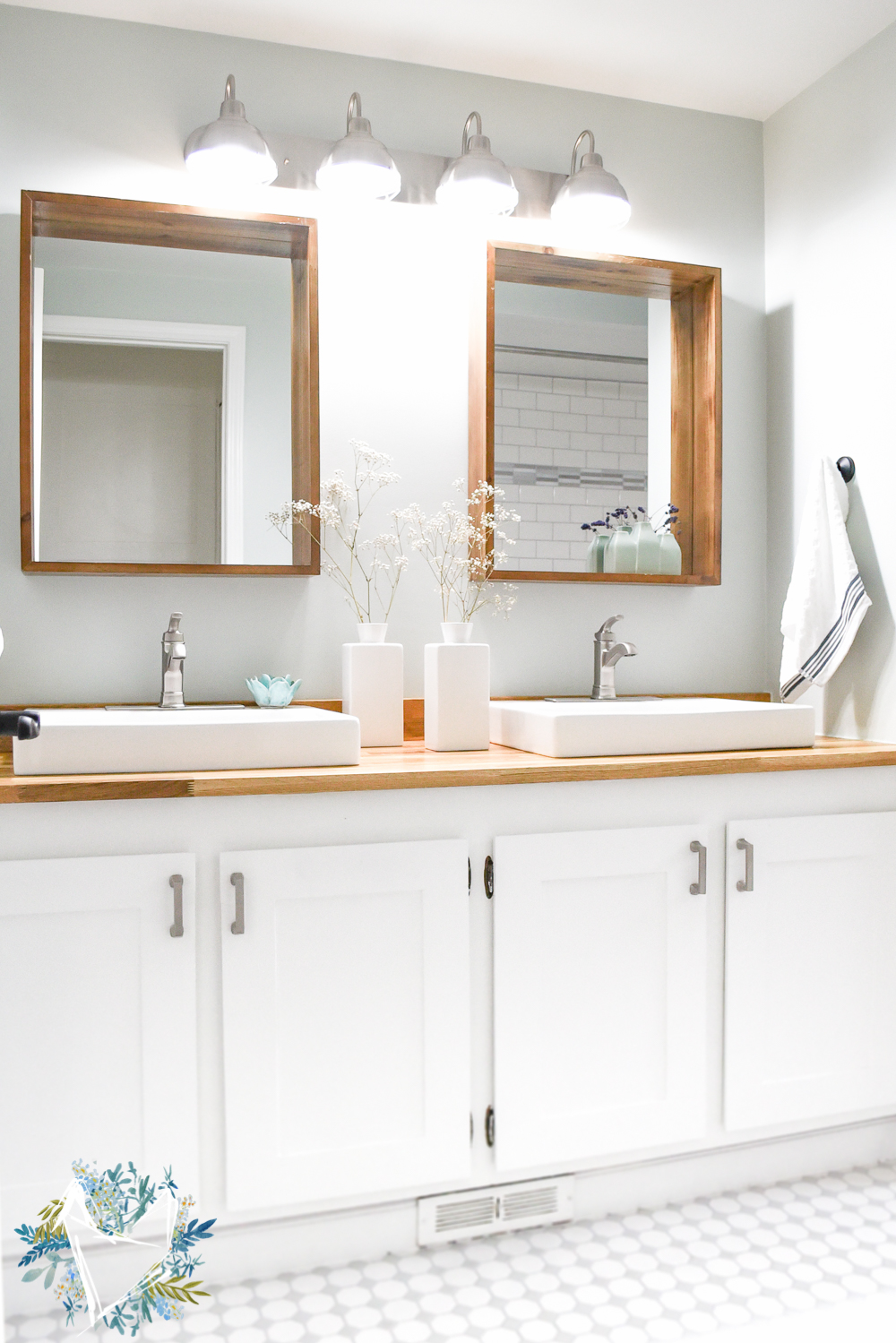 These Tips For Renovating A Bathroom Will Save You ... on Modern Farmhouse Shower  id=91876