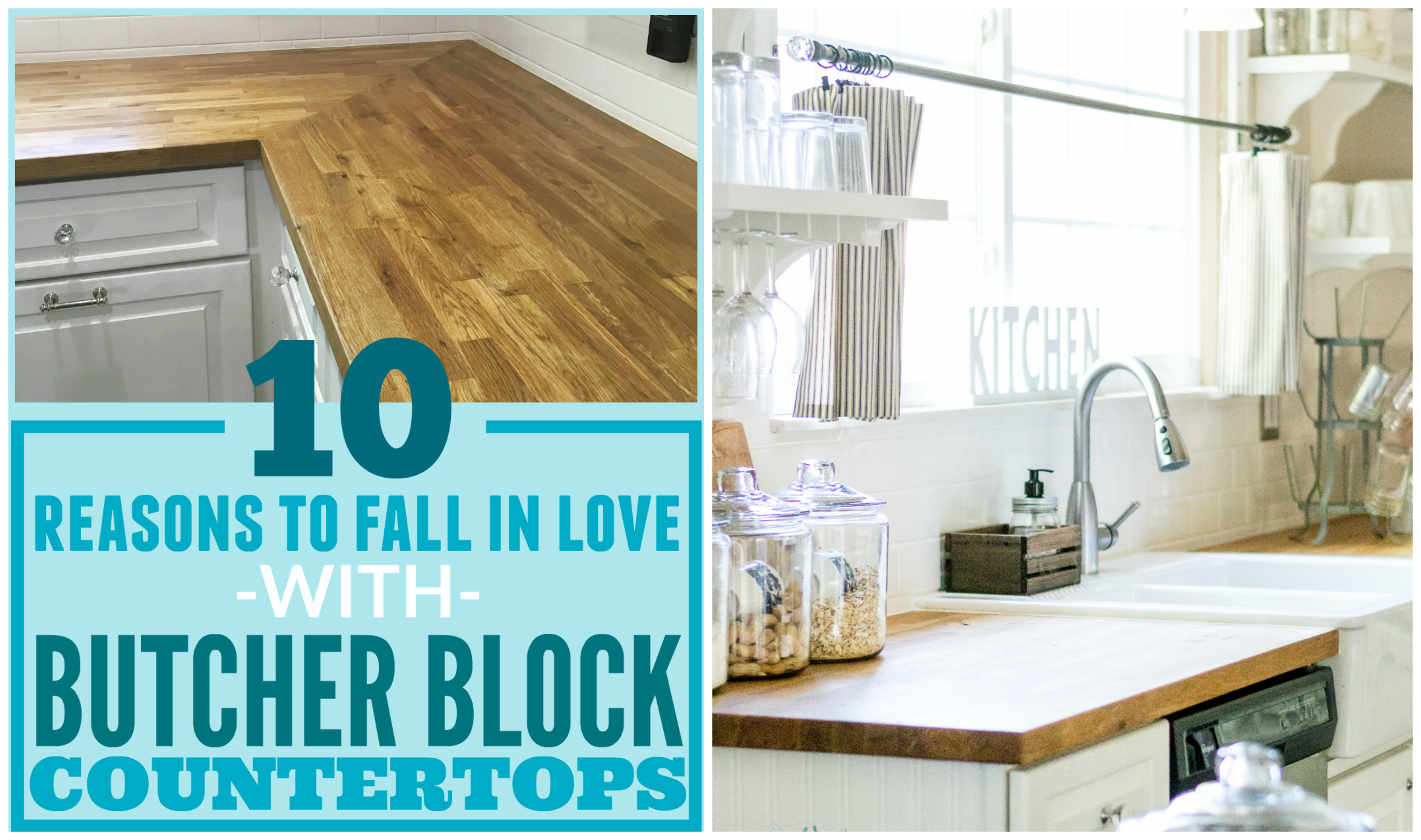 10 Reasons To Fall in Love With Wood Countertops For Your Kitchen ...