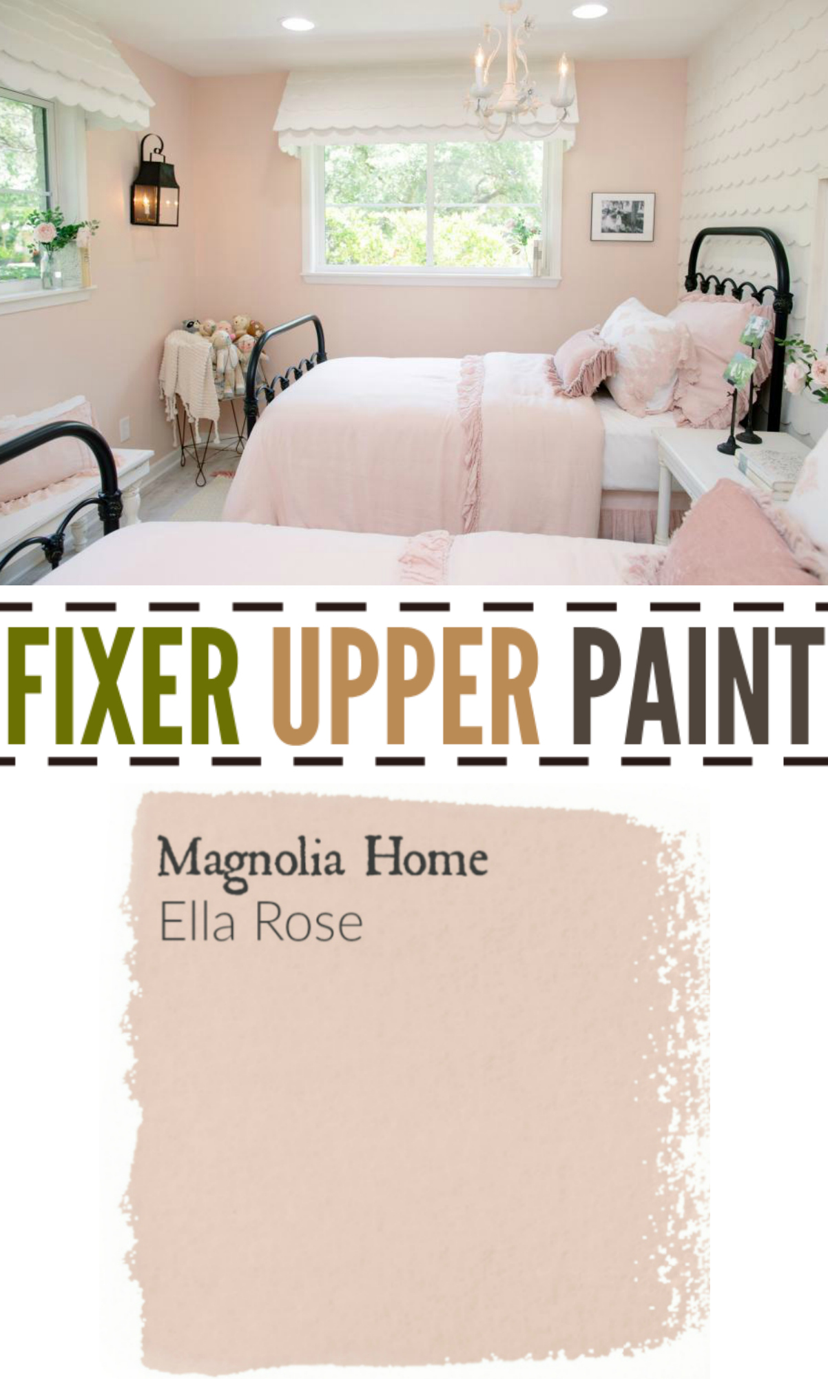 Fixer Upper Season Four Paint