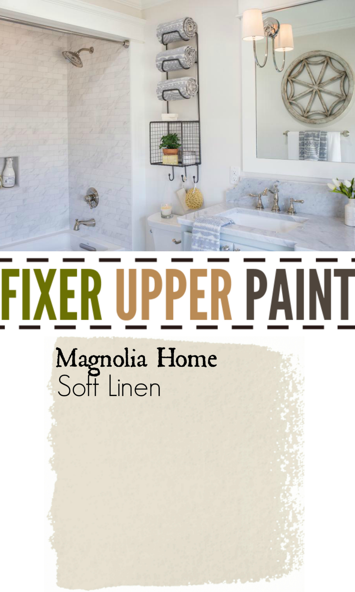 Fixer Upper Season 4 Colors Soft Linen