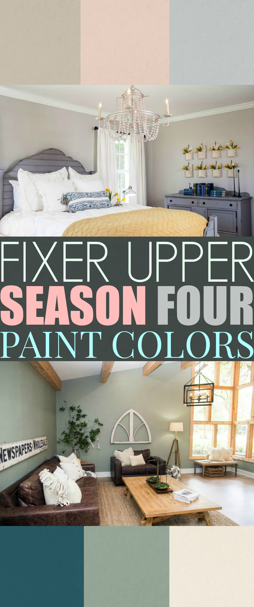 Fixer upper season 4 paint colors