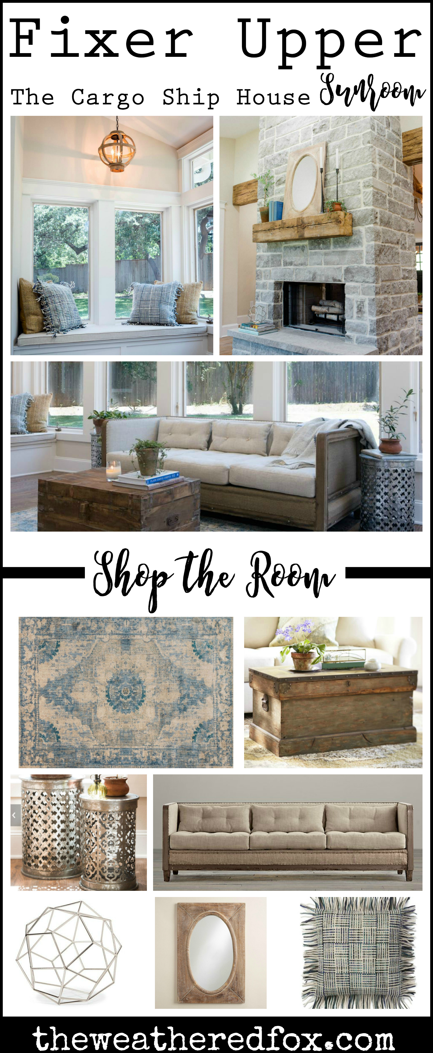 Find the exact product used for Fixer Upper Season 4.