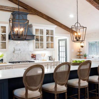 Fixer Upper Season 4 Episode 1 Kitchen and Dining