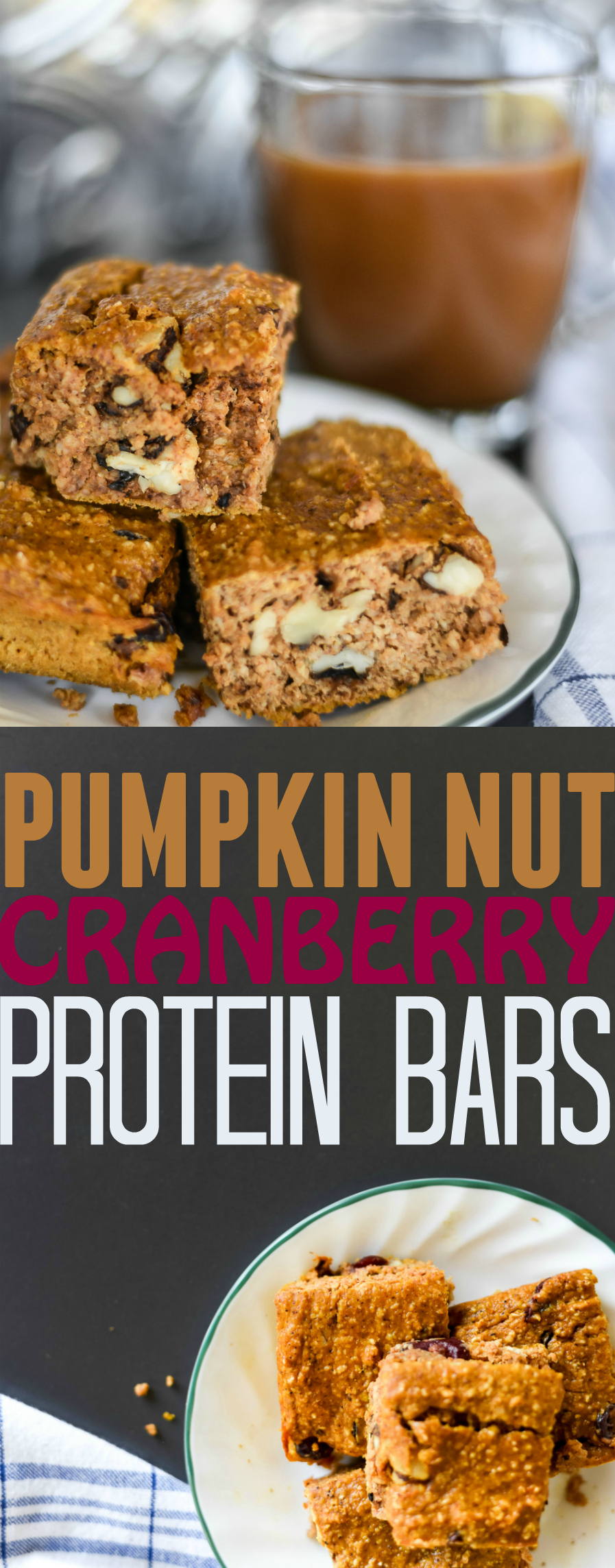 pumpkin-protein-bars-with-cranberry-and-walnuts