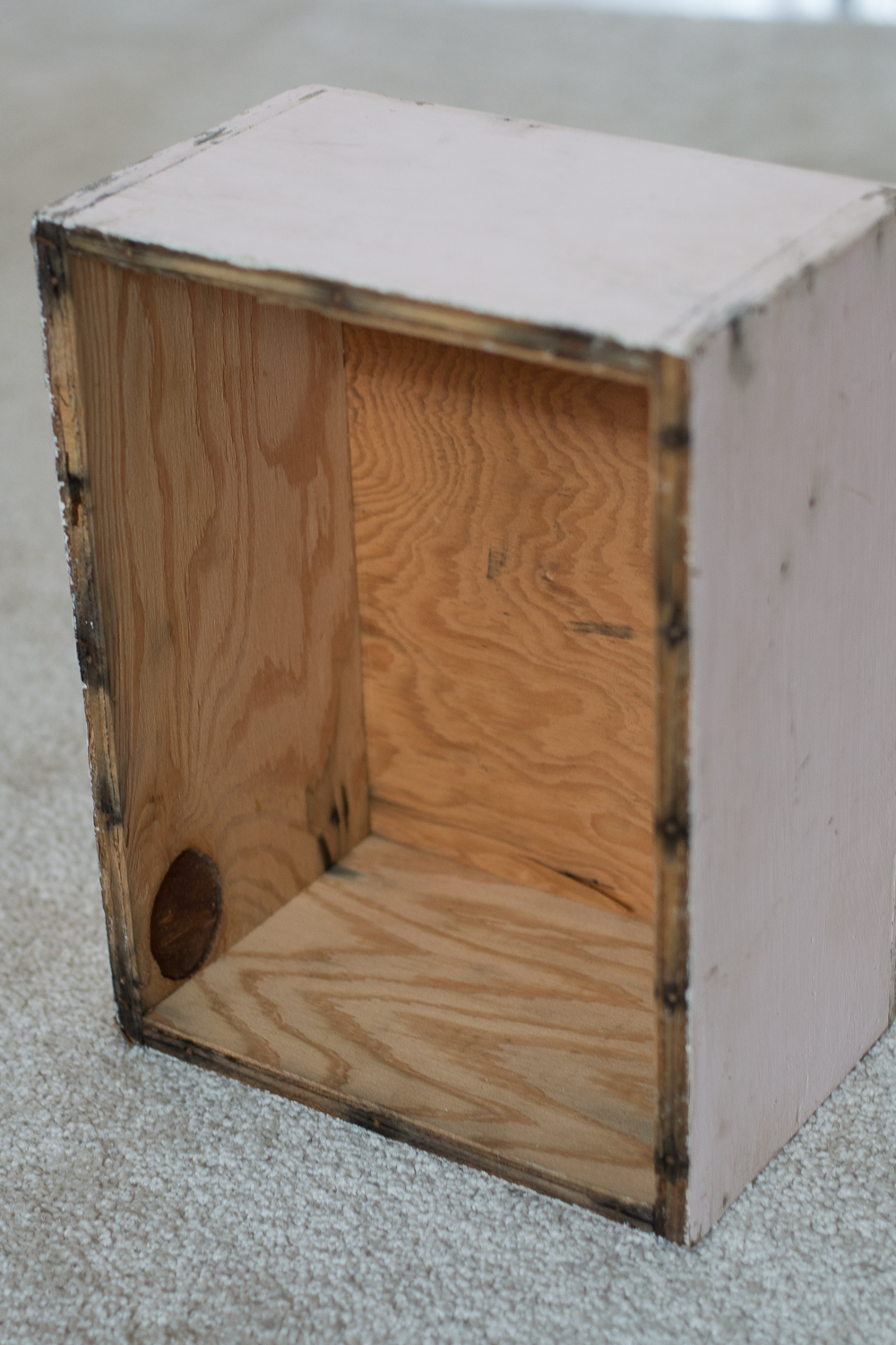 DIY Storage Boxes from Inexpensive Plywood