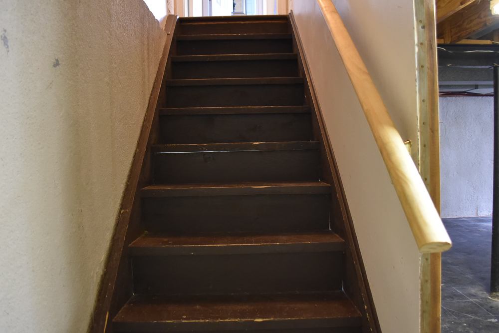 basement stairs. How To Paint Basement Stairs